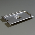 "1/4"" Notched Steam Pan Cover"