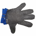 Large S/S Cut Glove BLUE Band