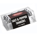 1/2 oz. S&P Shakers, cube glass