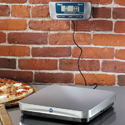 "Pizza Scale, digital, 1"" LCD display"